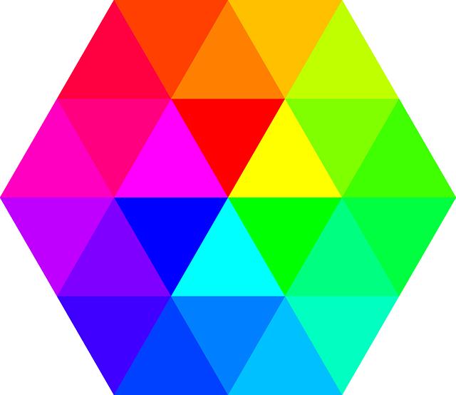 hexagon de
