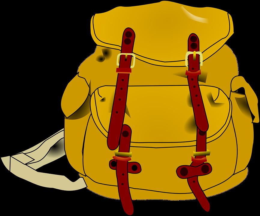 Rucksack Brown Sack - Kostenlose Vektorgrafik auf Pixabay