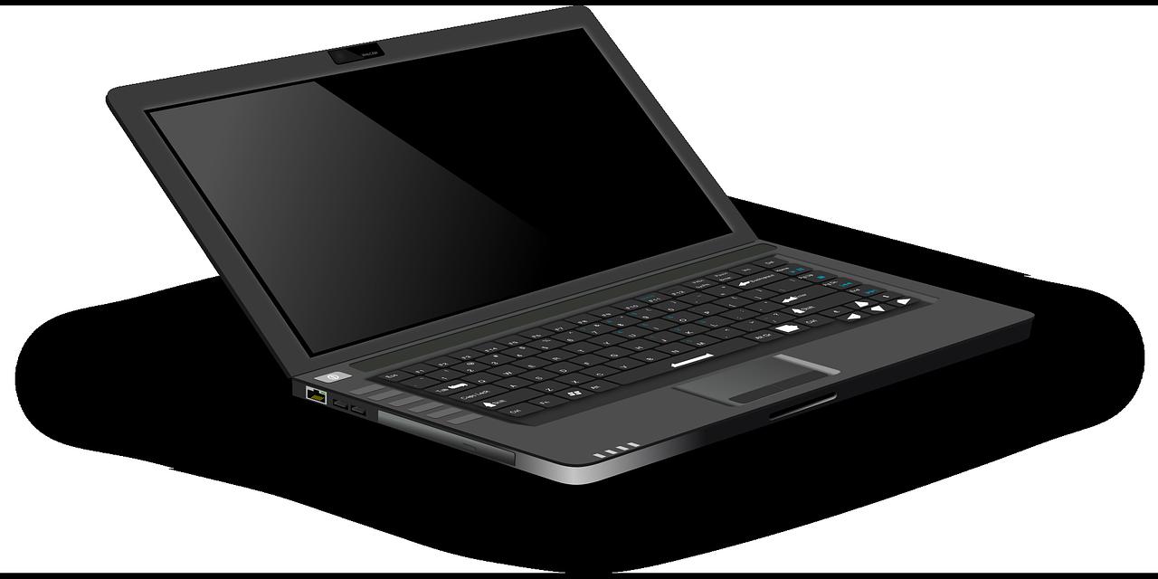Laptop, Notebook, Mobile, Computer, Portable