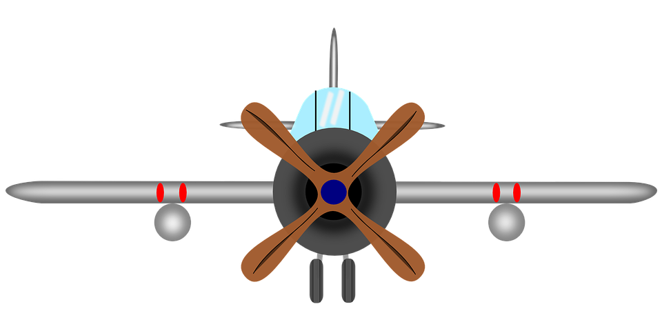 Aircraft Propeller Airplane - Free vector graphic on Pixabay