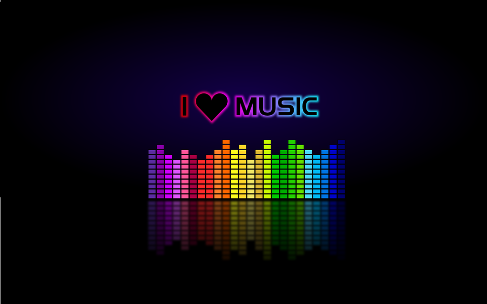 Music Spectrum Equalizer 183 Free Vector Graphic On Pixabay