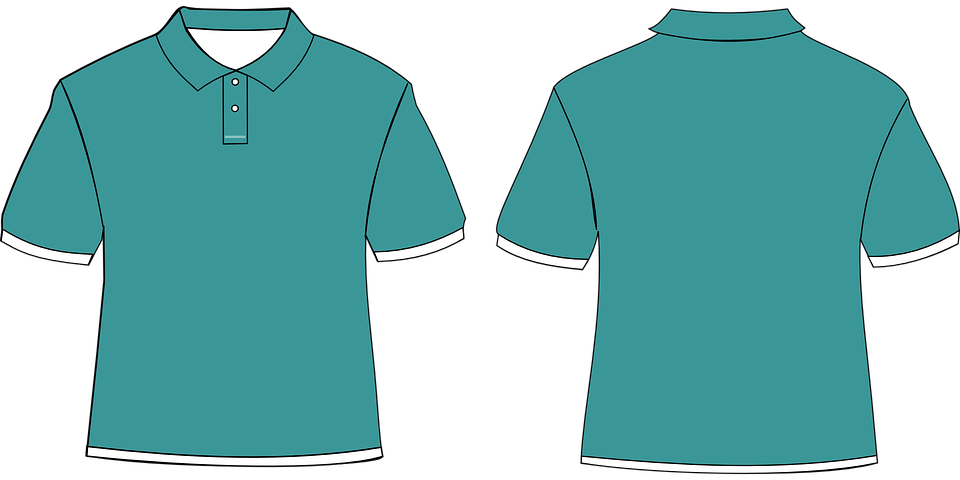 polo shirt t shirt clothes free vector graphic on pixabay rh pixabay com polo shirt vector template polo shirt vector art