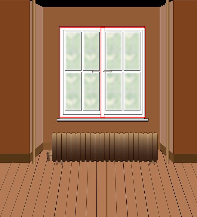 Fenster innenraum  Kostenlose Vektorgrafik: Fenster, Heizung, Heizelement ...