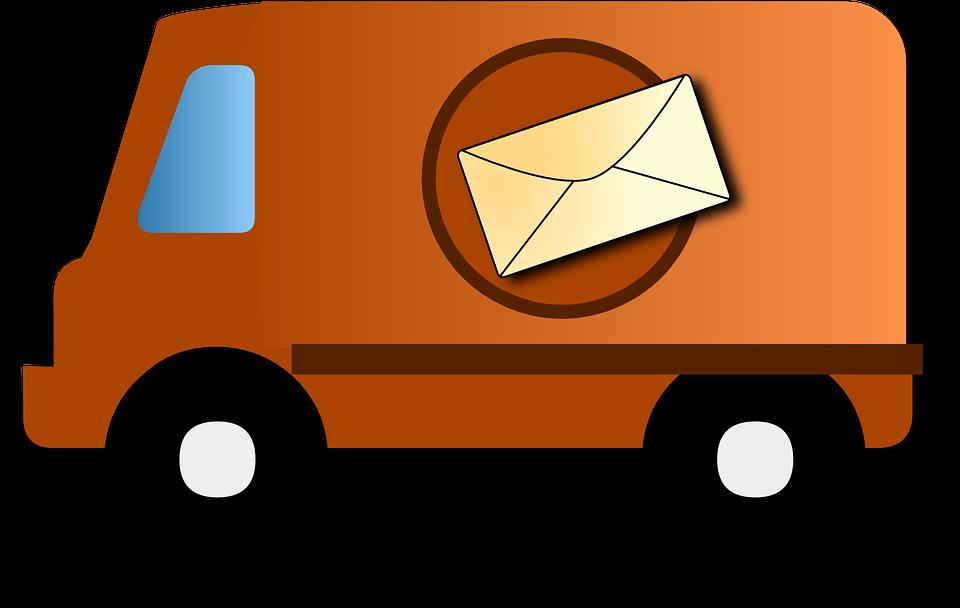 free vector graphic post van  post  letterman  postman bicycle vector free download bicycle vector silhouette