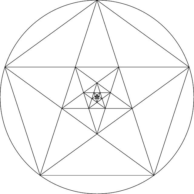 Pentagon Circle Five 183 Free Vector Graphic On Pixabay