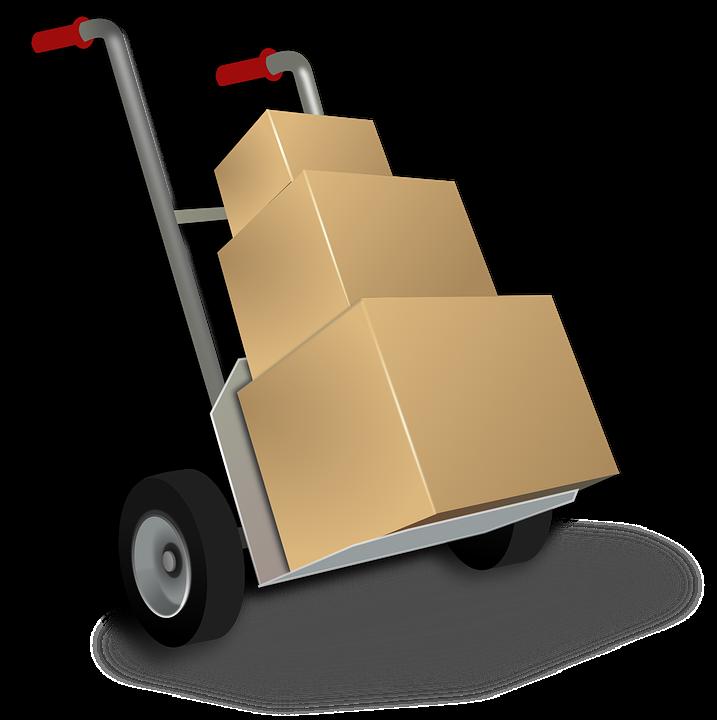 Sack Barrow Load Shipment & 183 Free Vector Graphic On Pixabay