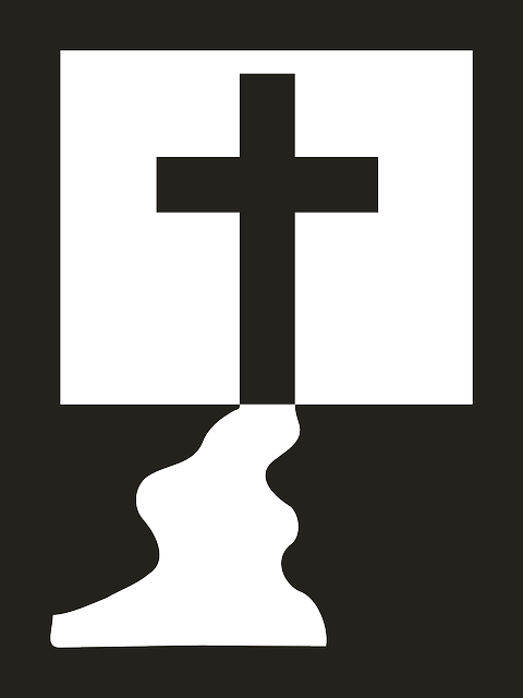 free vector graphic  calvary  christianity  cross  logo - free image on pixabay