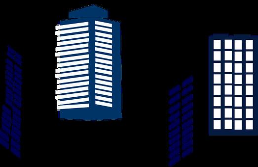 高層ビル, 集合住宅, 建設, アーキテクチャ