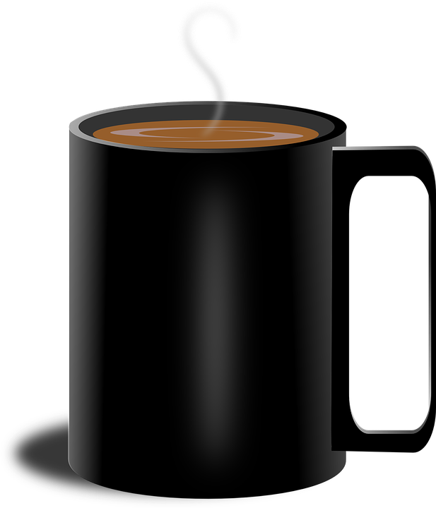 Coffee Cup Black · Free vector graphic on Pixabay