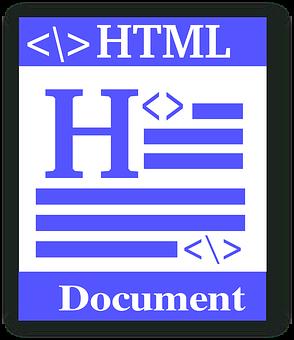 Html, Tipo De Archivo, Código Fuente
