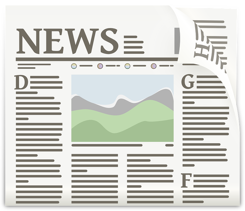 Free vector graphic: Newspaper, Article, Journal - Free Image on ...