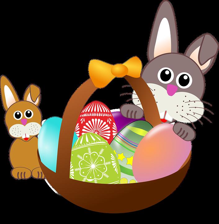 Pascua, Bunnies Actividades Semana Santa