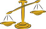 balance, scale, justice