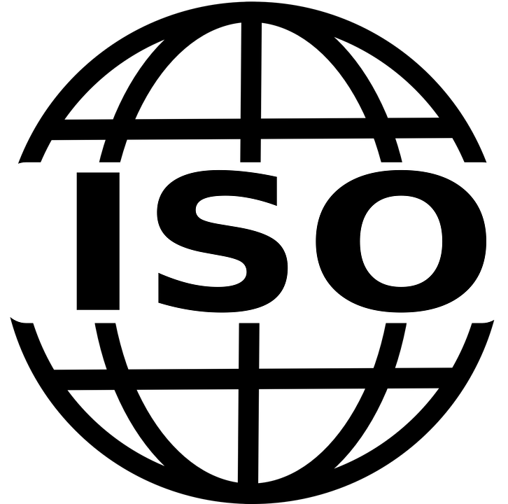 Iso Standard Symbol Free Vector Graphic On Pixabay