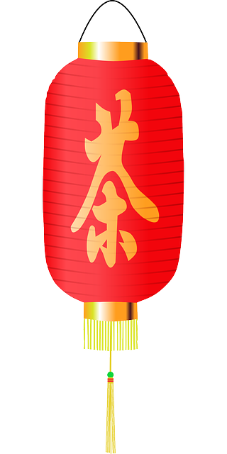 Lampion Chinese Lantern Japanese · Free vector graphic on ...
