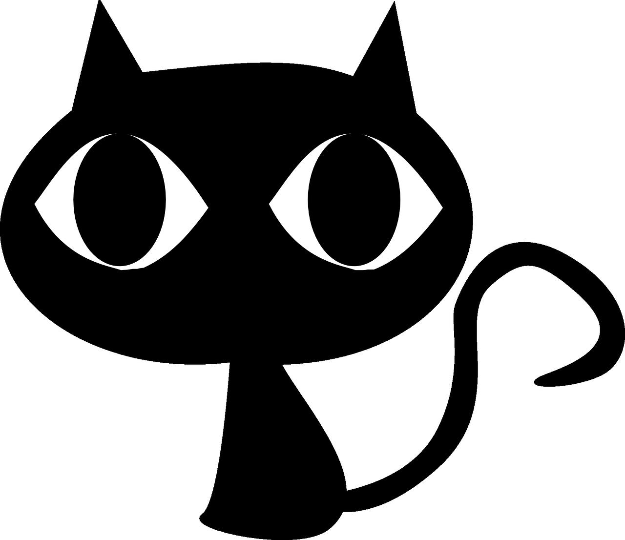 kucing hewan mata gambar vektor gratis di pixabay https creativecommons org licenses publicdomain