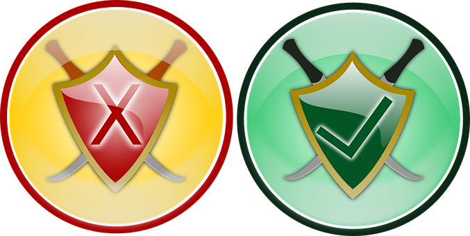 Firewall, Antivirus, Status, Security