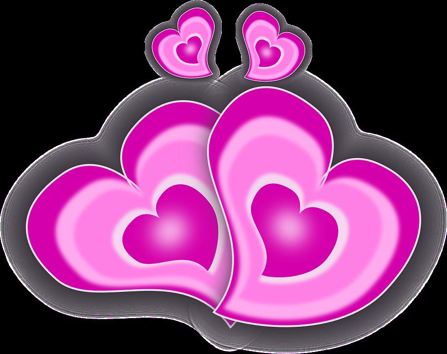Liebe Emotion Herzen Kostenlose Vektorgrafik Auf Pixabay