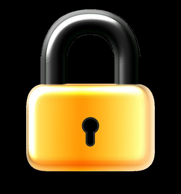 Padlock Lock Locked · Free vector graphic on Pixabay