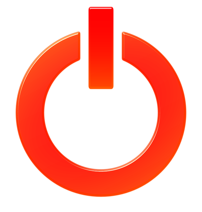 Power Button On Free Vector Graphic On Pixabay