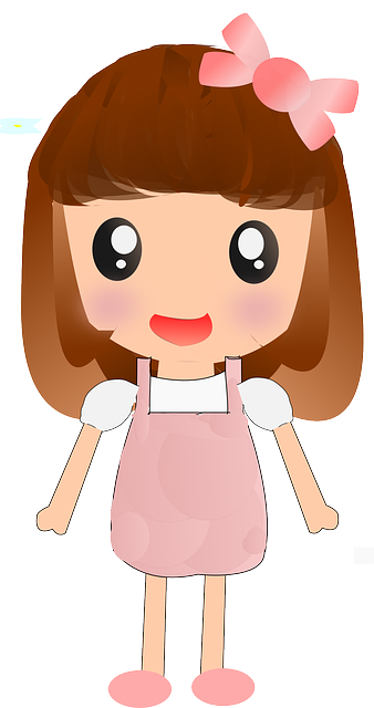 Anime Girl Female 183 Free Vector Graphic On Pixabay