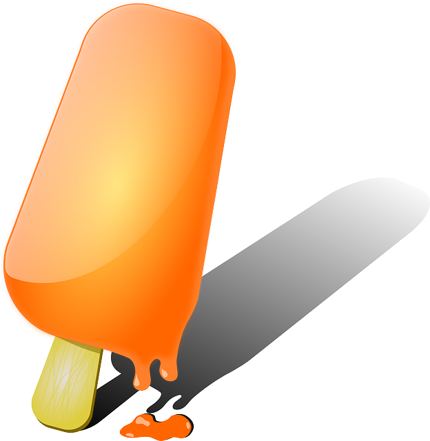 How To Draw A Cartoon Popsicle - Art For Kids Hub