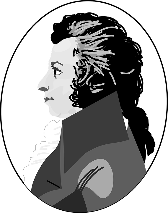 Wolfgang Amadeus Mozart Composer Free Vector Graphic On Pixabay