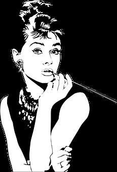 Audrey Hepburn, Schauspielerin
