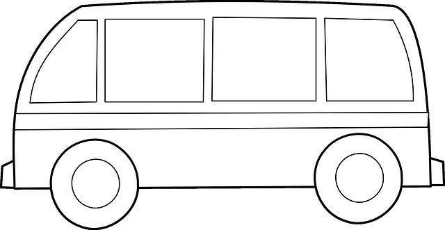 Free Vector Graphic Bus Van Vw Volkswagen Car Free