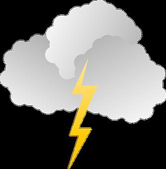 Petir Gambar Vektor Pixabay Unduh Gambar Gratis