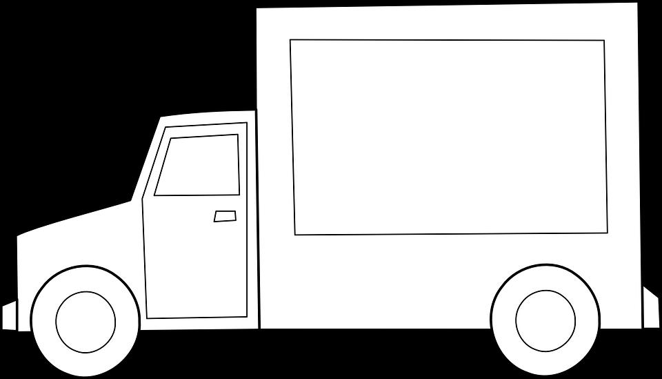 50 Gambar Mobil Box Kartun HD