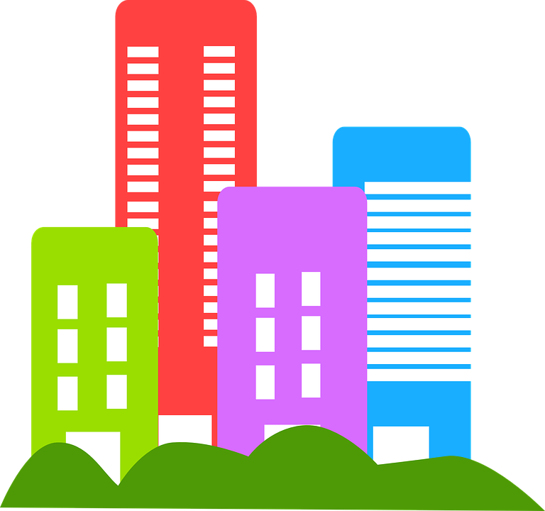 Apartment Building Graphic apartment - free vector graphics on pixabay