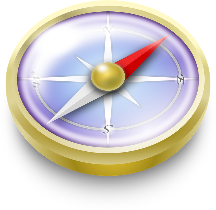 navigation kompass richtung  u00b7 kostenlose vektorgrafik auf pixabay