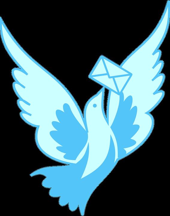 Menggunakan Burung Merpati Homer Gambar Vektor Gratis Di Pixabay