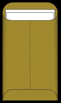 Envelope, Letter, Cover, Post, Mail