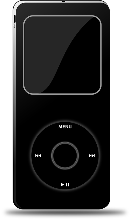 free vector graphic mp3 player  ipod  mp3  music  songs music vector oblong music vectors free