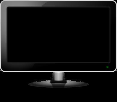Surveiller, Tv, Télévision, Ecran Plat