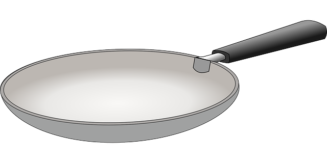 Vector gratis pan sart n cocina cocinar imagen - Casserole dessin ...