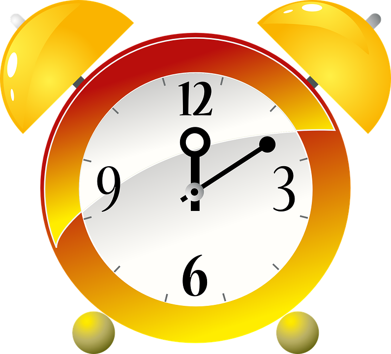 alarm clock time wake free vector graphic on pixabay