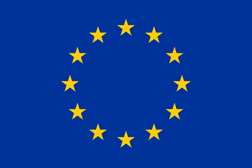 European Union, Europe, Flag, Eu, Stars