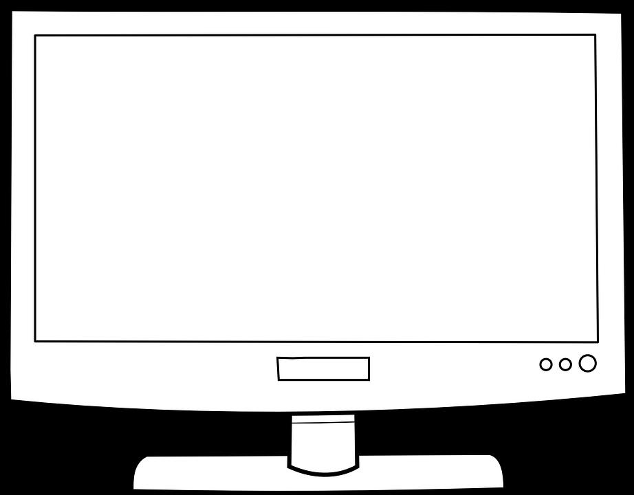 Экран картинка раскраска