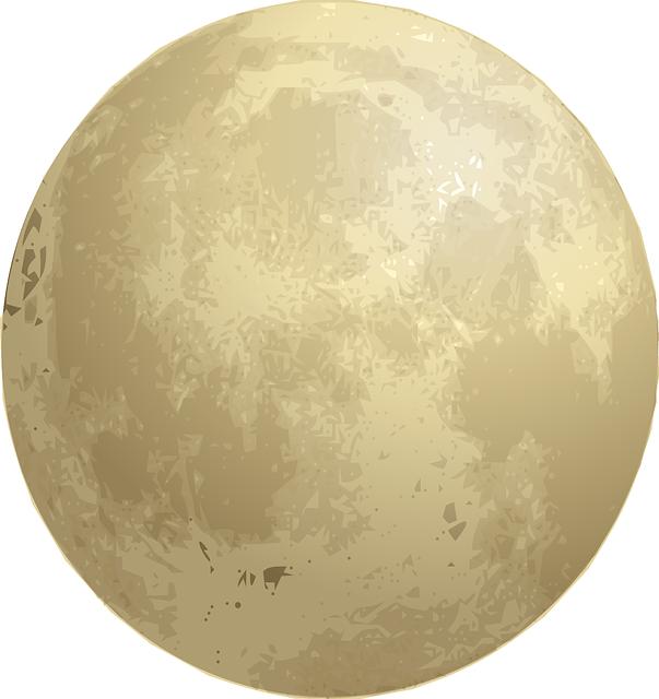 luna moon planet full  u00b7 free vector graphic on pixabay Yelp Round Icon Vector Instagram Icon Vector