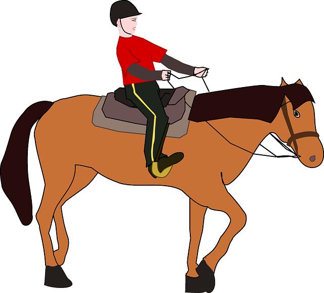 Free Vector Graphic Cavalier Horseman Equestrian