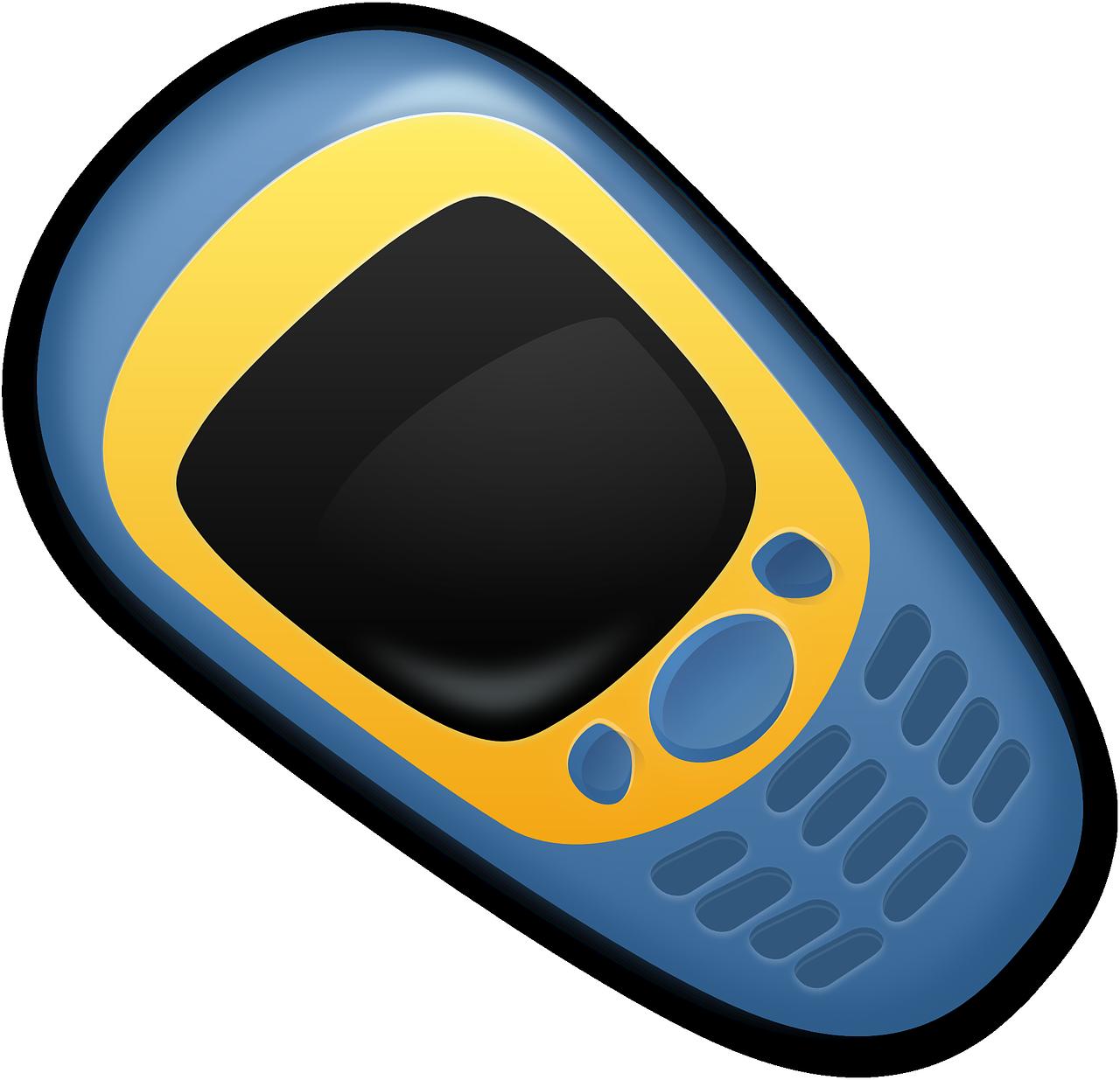 Открытки, картинки мобильного телефона на прозрачном фоне