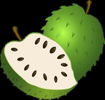 guanabana på svenska