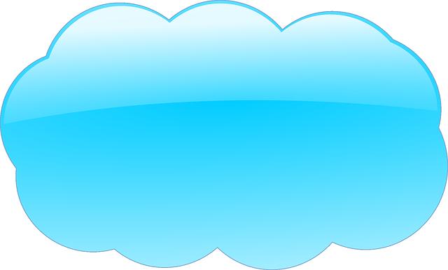 Imagem Vetorial Gratis Nuvem Blue Brilhante Condi 231 245 Es