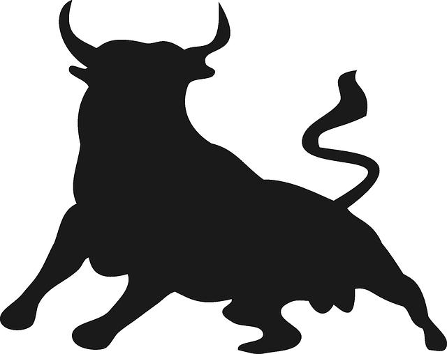 vector gratis toro  buffalo  animales  mam u00edferos imagen Matador Cartoon Matador Silhouette