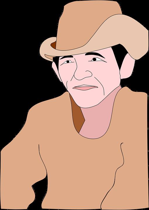 Gaucho Vaqueiro Agricultor Oeste Grafico Vetorial Gratis No Pixabay