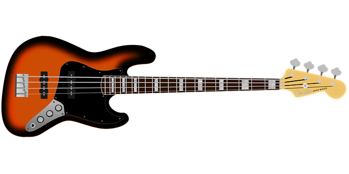 Bass Guitar, Electric Guitar, Axe, Ax