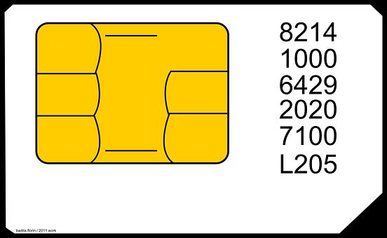 sim 卡, 移动, 移动电话, 鉴定, 提供程序, 手机, 订户身份模块